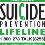 A link to suicide prevention site